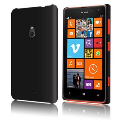 Microsonic Premium Slim Kılıf Nokia Lumia 1320 Siyah Cep Telefonu Kılıfı