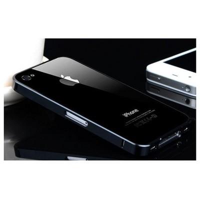 Microsonic Iphone 5 & 5s Ultra Thin Metal Bumper Kılıf Gri Cep Telefonu Kılıfı
