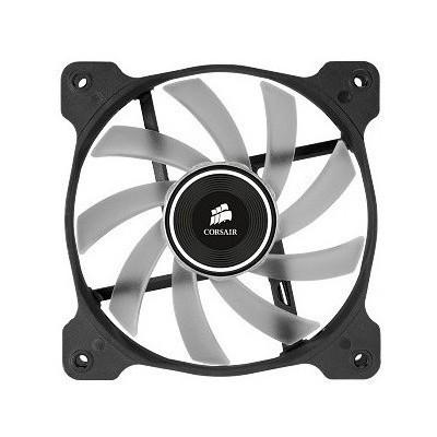 Corsair - Co-9050015-wled Led  Af120-led, White, Single Pack Fan