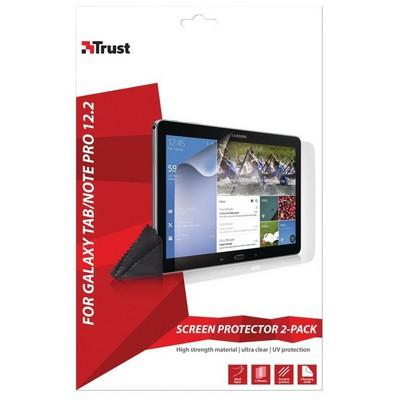 Trust 2'li Galaxy Tabpro&Notepro 12.2 Ekran Koruyucu Film