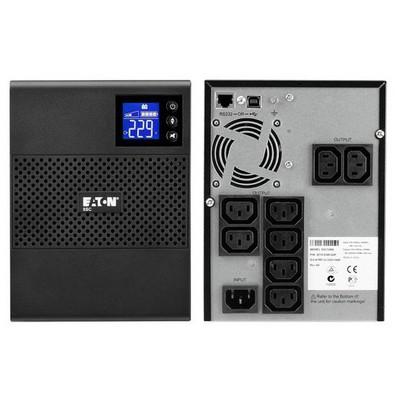 Eaton 5sc1000i Usb-seri Port Line-ınteractive Ups Kesintisiz Güç Kaynağı