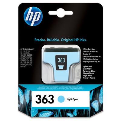 HP 363 Açık Mavi Kartuş C8774EE