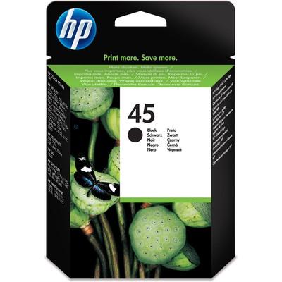 HP 45 Siyah 51645A Kartuş