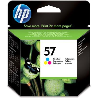 HP 57 Renkli Kartuş C6657A