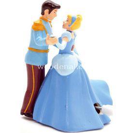 Necotoys Disney Prenses Cinderella Dans Eden Oyuncak Figür Figür Oyuncaklar