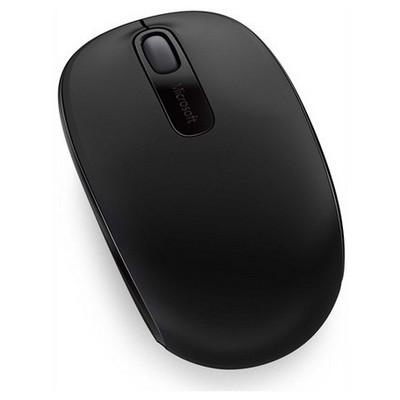 Microsoft Wireless Mobile 1850 Mouse - Siyah (U7Z-00003)
