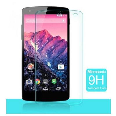 Microsonic Temperli Cam Ekran Koruyucu Lg Nexus 5 Ekran Koruyucu Film