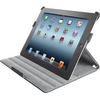 18702 HARDCOVER SKIN & FOLIO STAND FOR IPAD SIYAH