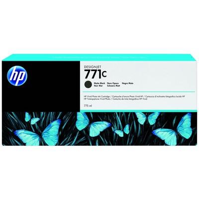 HP 771 Mat Siyah Kartuş B6Y07A