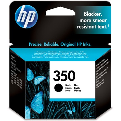 HP 350 Siyah Kartuş CB335EE