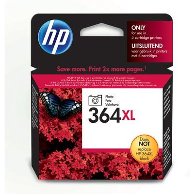 HP 364XL Foto Siyah Kartuş CB322EE