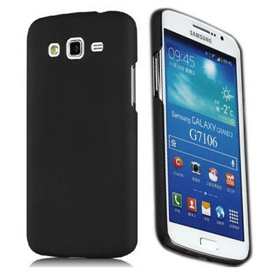 Microsonic Premium Slim Kılıf Samsung Galaxy Grand 2 G7102 G7105 G7106 Siyah Cep Telefonu Kılıfı