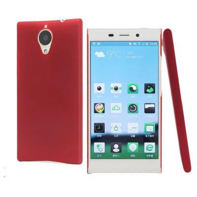Microsonic Premium Slim Kılıf General Mobile Discovery Elite Kırmızı Cep Telefonu Kılıfı
