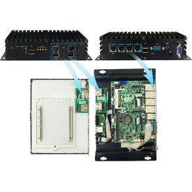 Jetway F38 MiniPC Dual Atom D525 2 GB 32 GB SSD Mini PC