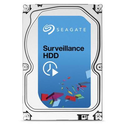 Seagate 4TB Surveillance Hard Disk - ST4000VX000