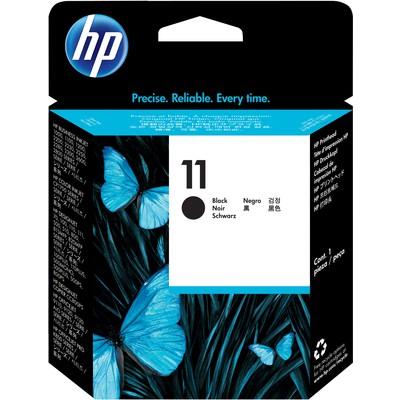 HP 11 Siyah Baskı Kafası C4810A