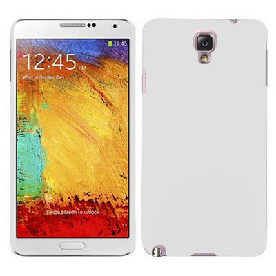 Microsonic Premium Slim Kılıf Samsung Galaxy Note 3 Neo Beyaz Cep Telefonu Kılıfı