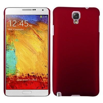Microsonic Premium Slim Kılıf Samsung Galaxy Note 3 Neo Kırmızı Cep Telefonu Kılıfı
