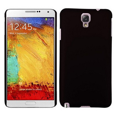 Microsonic Premium Slim Kılıf Samsung Galaxy Note 3 Neo Siyah Cep Telefonu Kılıfı
