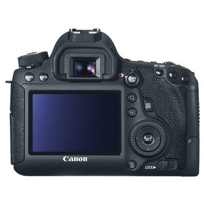 Canon EOS 6D Body Fotoğraf Makinesi