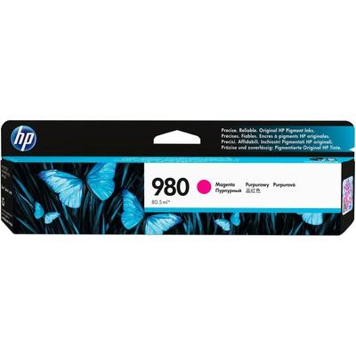HP 980 Kırmızı Kartuş D8J08A