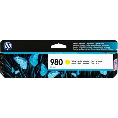 HP 980 Sarı Kartuş D8J09A