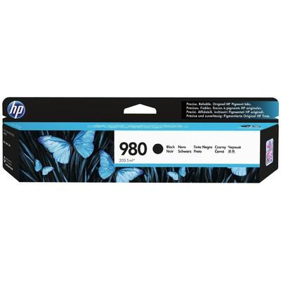 HP D8j10a Hp 980 Siyah Orijinal Mürekkep u Kartuş