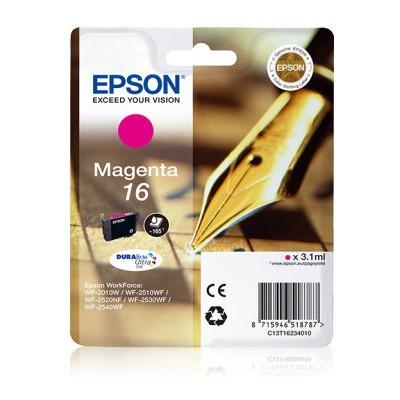 Epson T16234020 Kırmızı Kartuş
