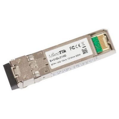 Mikrotik Sfp Module S+31dlc10d Spf+ 10g Sm 10km Firewall
