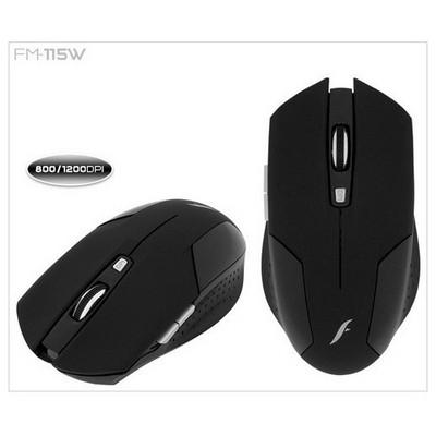Frisby FM-115WM USB Kablosuz  Siyah Mouse
