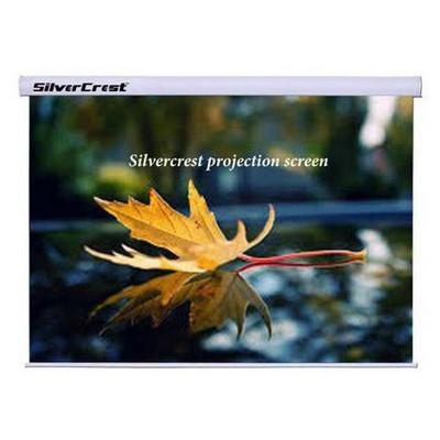 Silvercrest Sc-sp180180x180 Sıyah Fon.stor. Perde Projeksiyon Aksesuarı