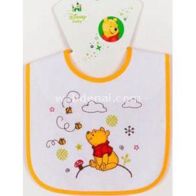 Ninna Nanna Disney Winnie The Pooh Mama Önlüğü Sarı Bebek Besleme