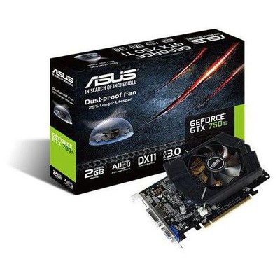 Asus Phoenix GeForce GTX 750 Ti 2G Ekran Kartı