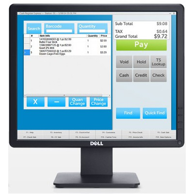 "Dell E1715S 17"" 5ms Led Monitör"