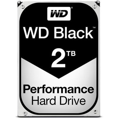 WD 2 Tb 3.5 7200 Sata3 64mb Wd2003fzex Hard Disk