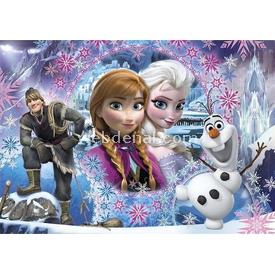 Clementoni Çocuk  Queen Of The North Mountain Frozen 104 Parça Puzzle