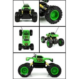 Maisto Tech Rock Crawler U/k Araba Yeşil Arabalar