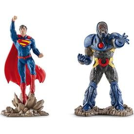 Schleich Superman Vs Darkseid Scnery Pack Figür Seti Figür Oyuncaklar