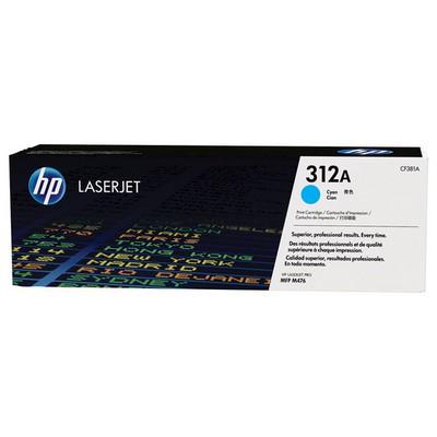 HP 312A CF381A Toner