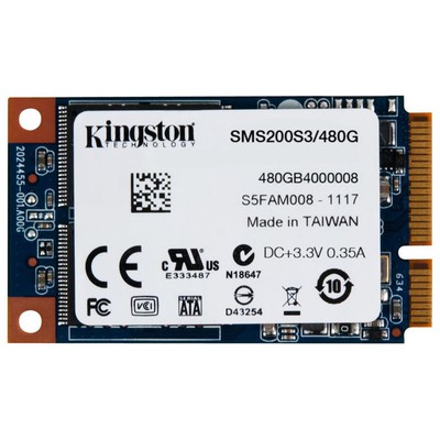 Kingston 480gb SSDNow mS200 SMS200S3/480G SSD