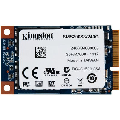 Kingston 240gb SSDNow mS200 SMS200S3/240G SSD