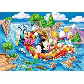 Clementoni Çocuk  Mickey Mouse 3x48 Parça Puzzle