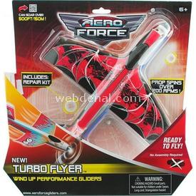 Evrensel Oyuncak Aero Force Turbo Uçak Model 3 Erkek Çocuk Oyuncakları