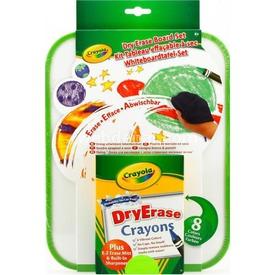 Crayola Mum Boyali Beyaz Tahta Seti Yardımcı Malzeme
