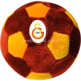 Galatasaray Lisanslı Peluş Büyük Top Peluş Oyuncaklar