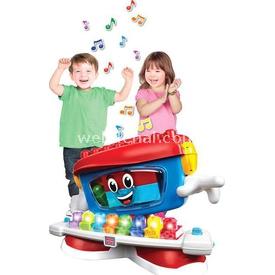 Mega Bloks Dans Eden Piyano Ve Bloklar Eğitici Oyuncaklar