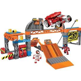 Mega Bloks Hot Wheels Blok Araç Ve Test Merkezi Oyun Seti Lego Oyuncakları