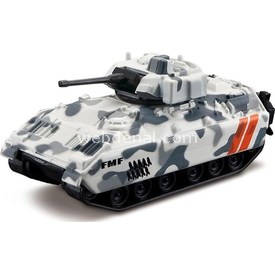 Maisto M.f Askeri Savaş Aracı Tank Delta 7 Cm Beyaz Kamuflaj Arabalar
