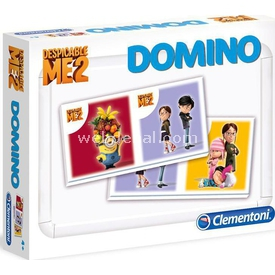 Clementoni Domino Minions Kutu Oyunları