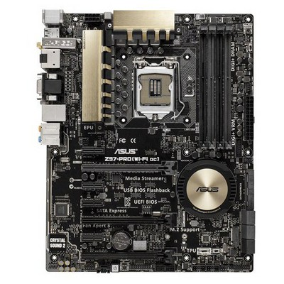 Asus Z97-PRO Intel Z97 HDMI DDR3 Anakart